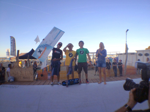 10 maggio 2015   Best Man Overall Christian Bussotti from Mosquito Surf School.