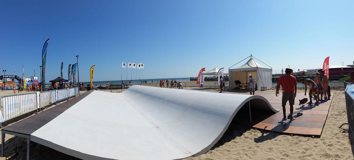 Whitezu Surfskate Wave