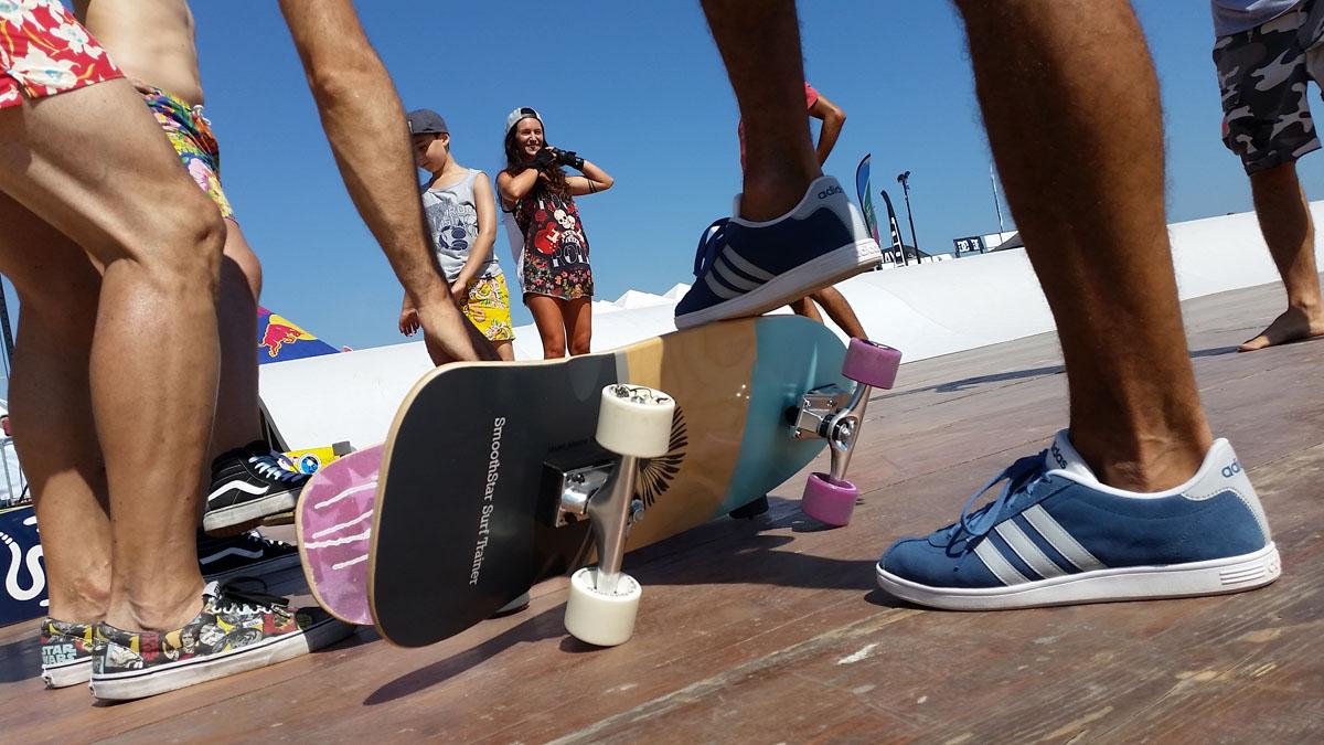 Smoothstar Surfskate Training