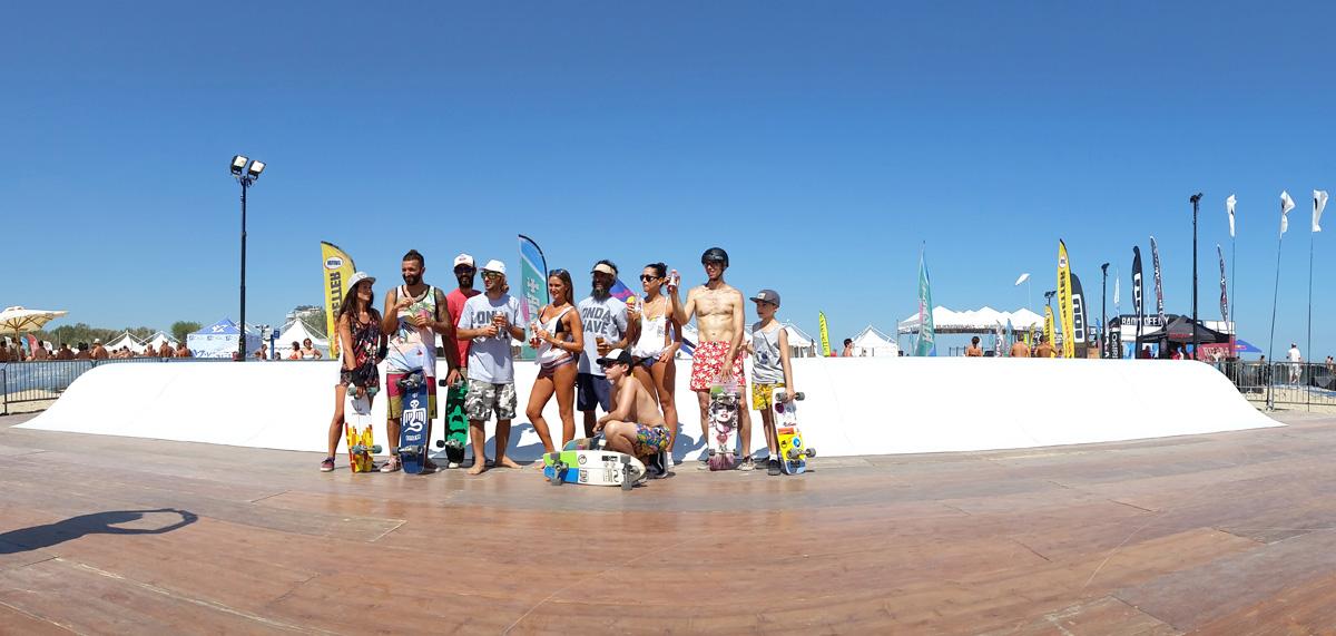 Surfkate training