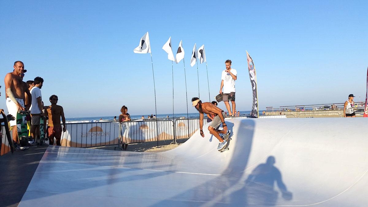 Whitezu Surfskate coaching Alessandro Servadei
