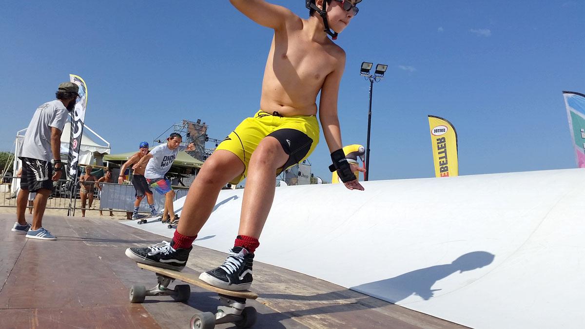Whitezu Surfskate coaching