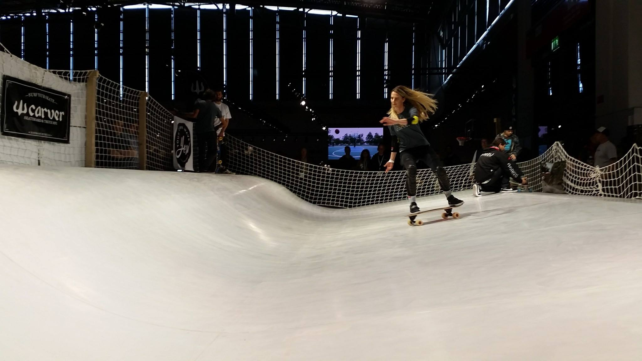 Surfskate Urban Wave at ISPO Munich