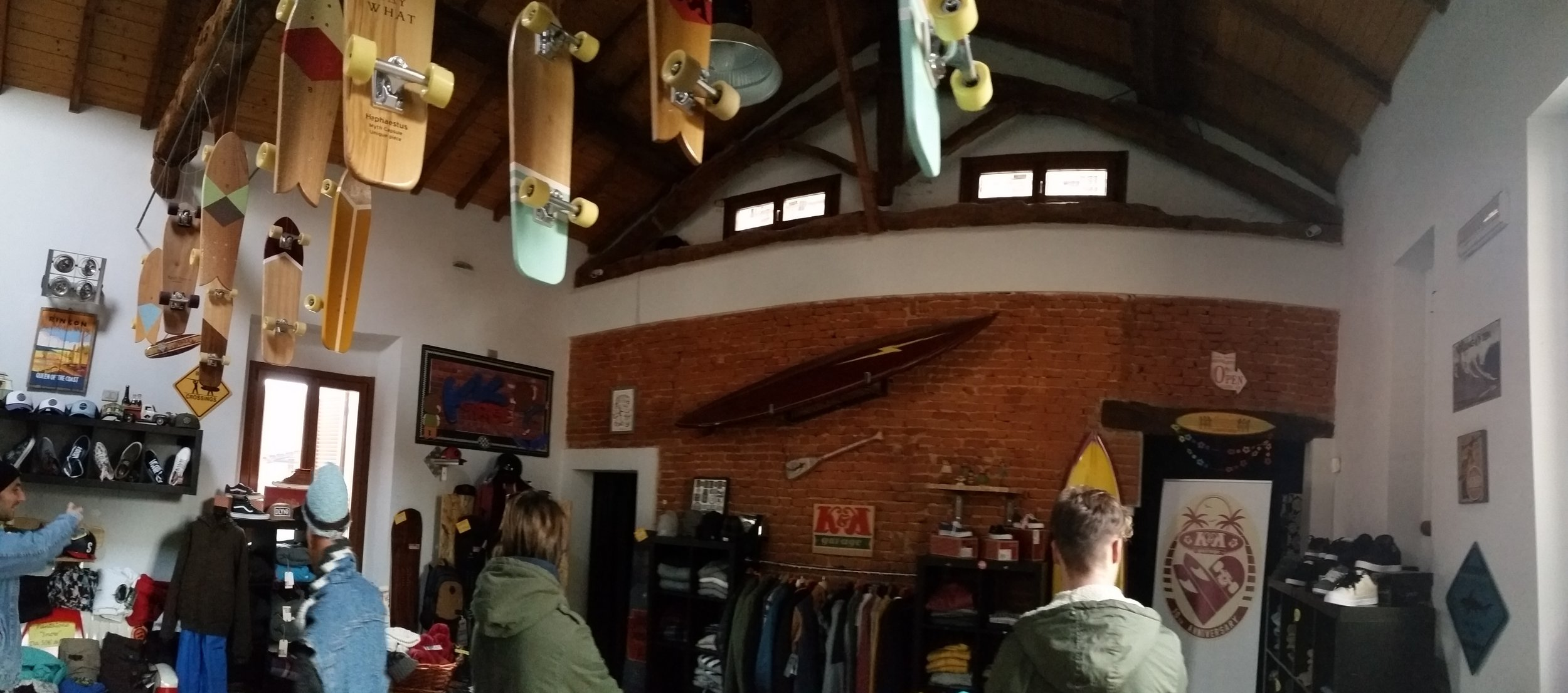 K&K Garage Surf Hut - Surf Store