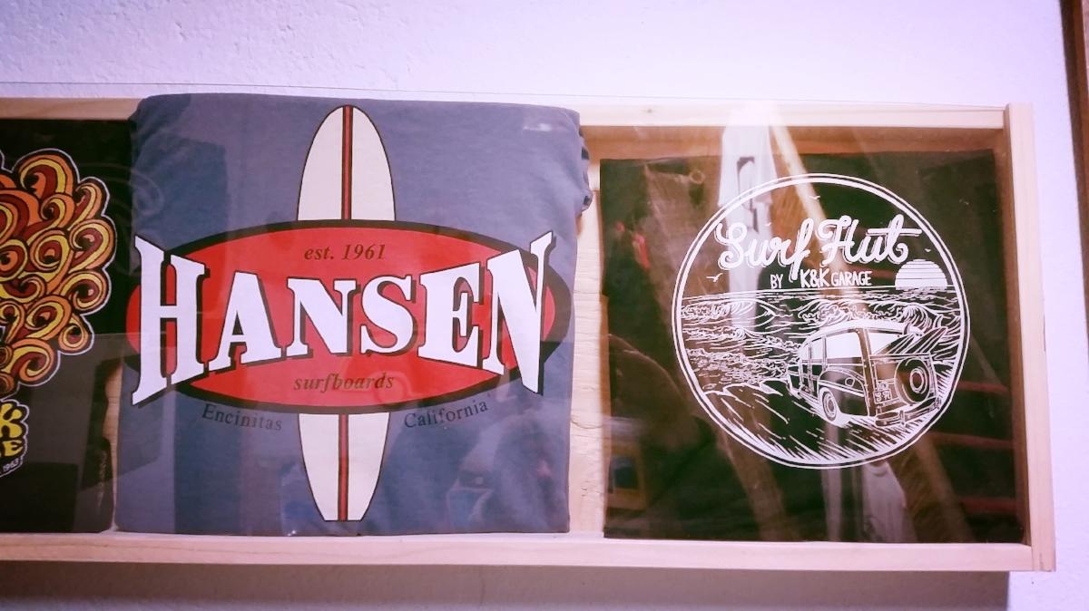 K&K Garage Surf Hut - Hansen