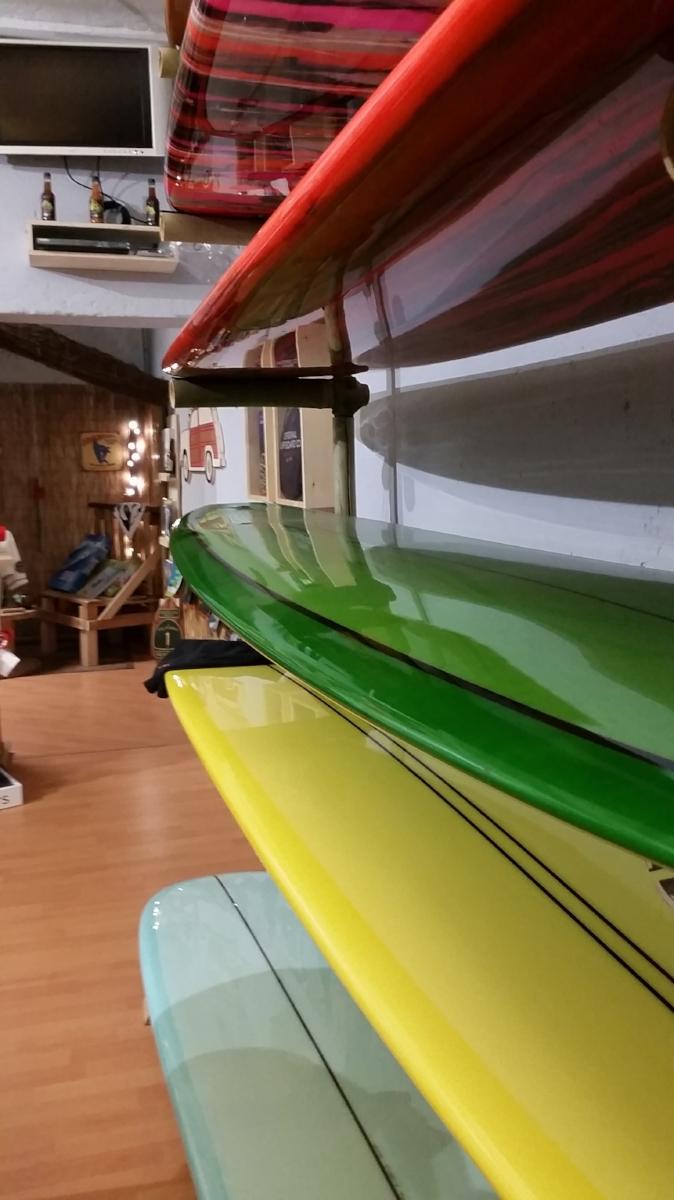 K&K Garage Surf Hut - Surf board for sale