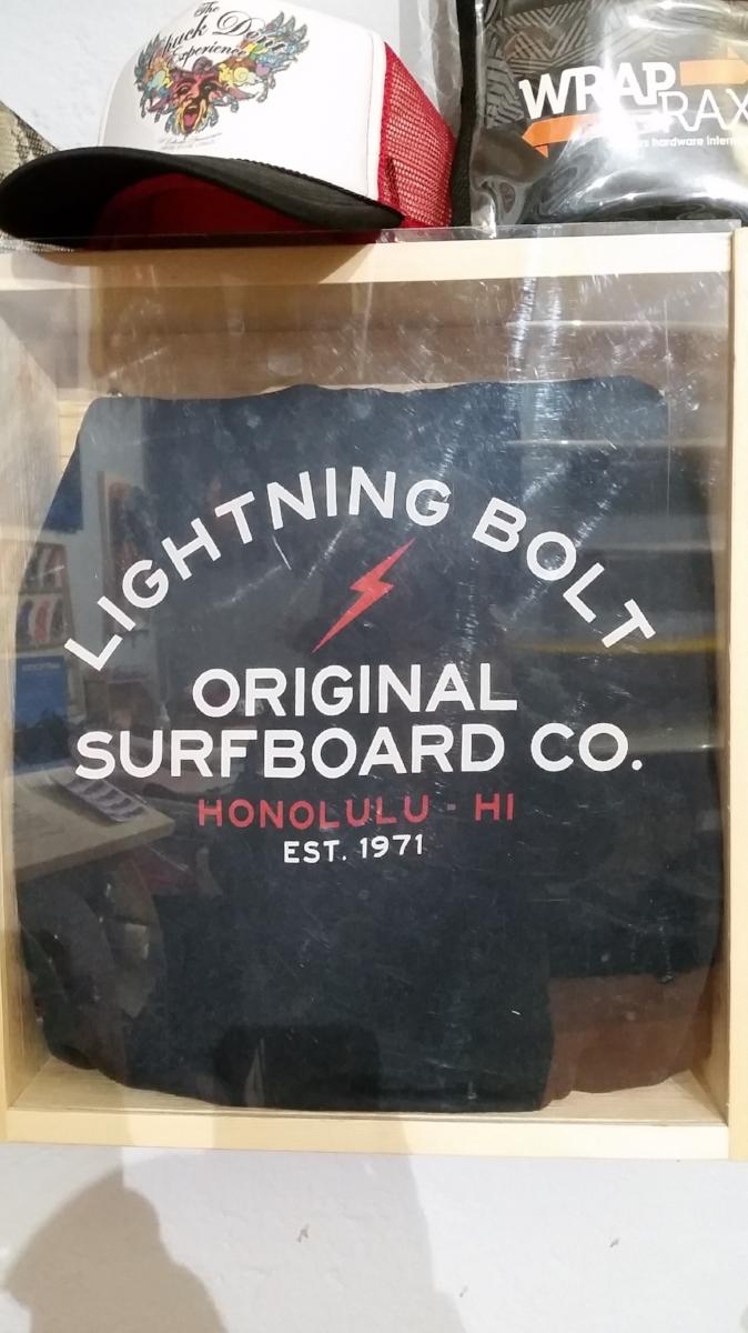 K&K Garage Surf Hut - Surf memorabilia collection