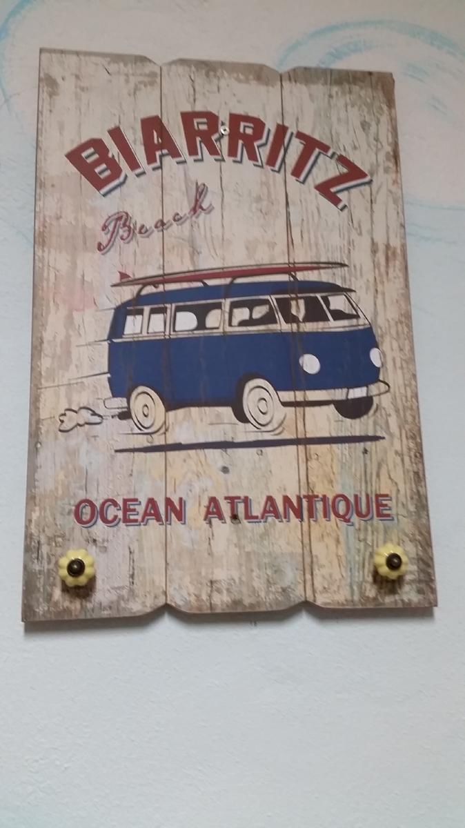 K&K Garage Surf Hut - Biarritz