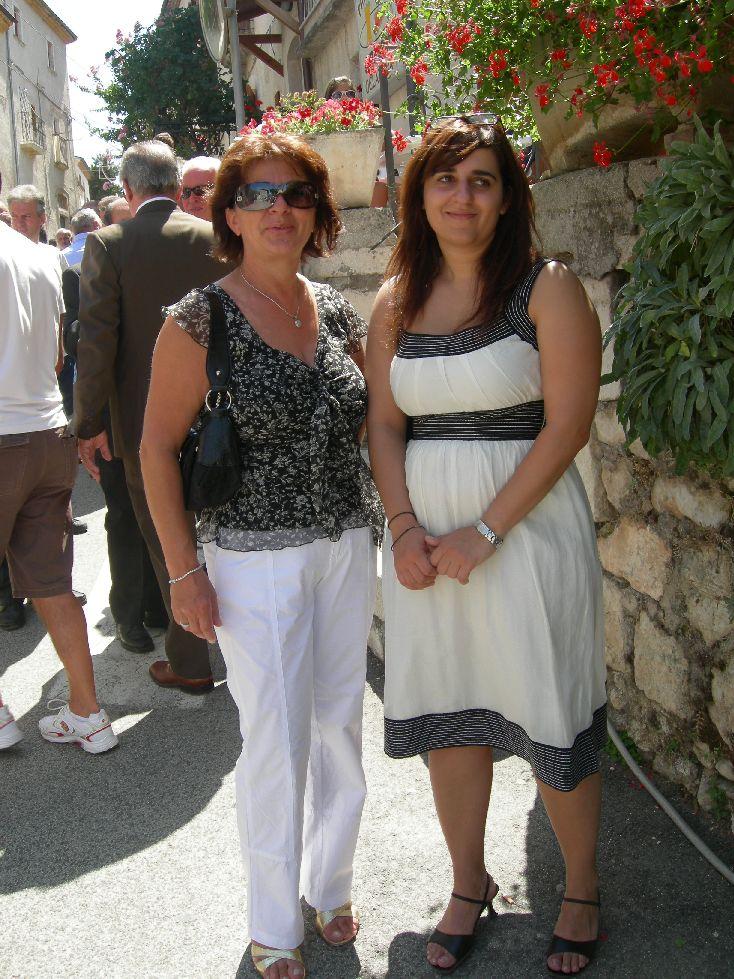 Anna-Maria and Fabienne