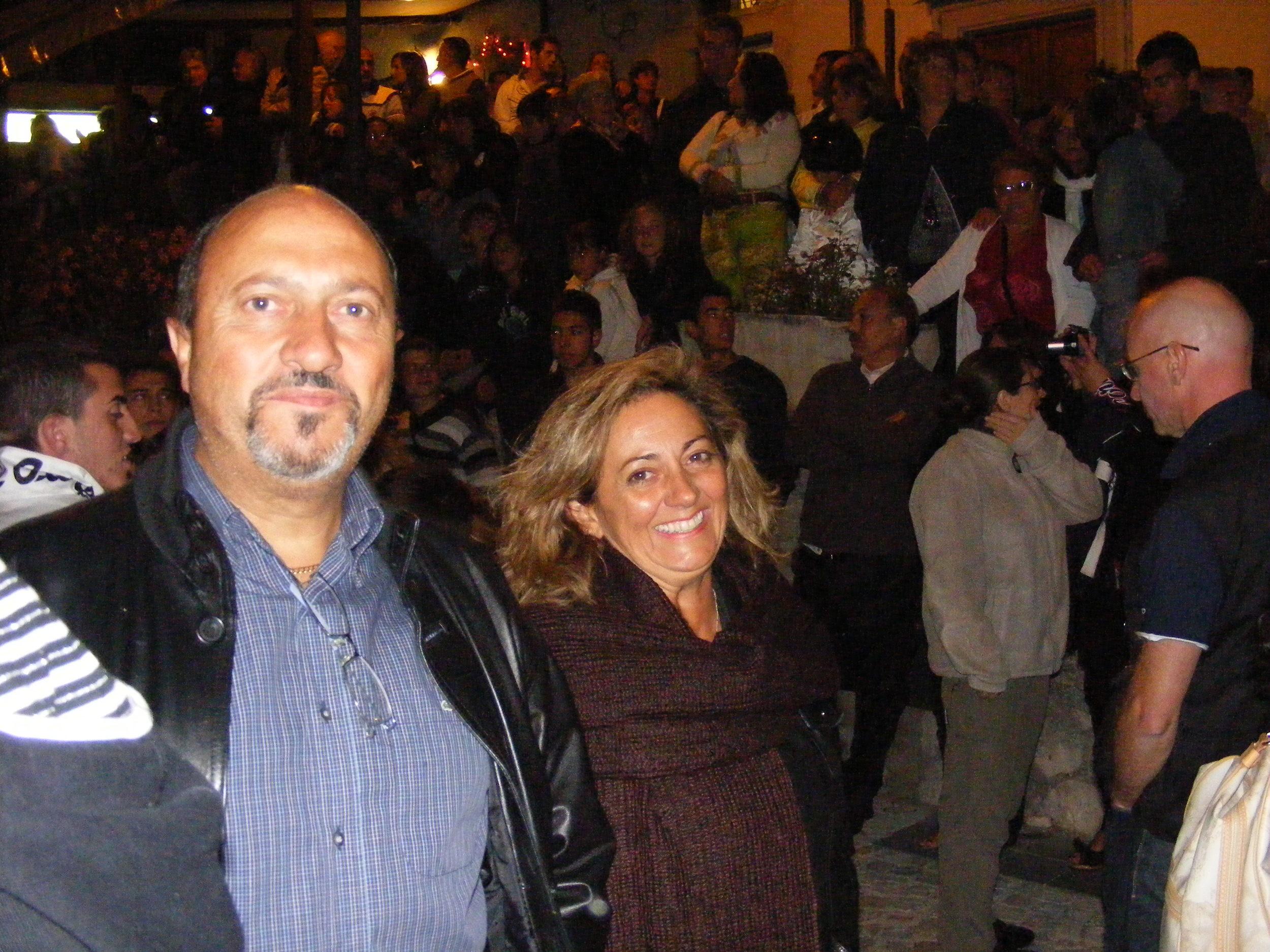 Armando and Rina