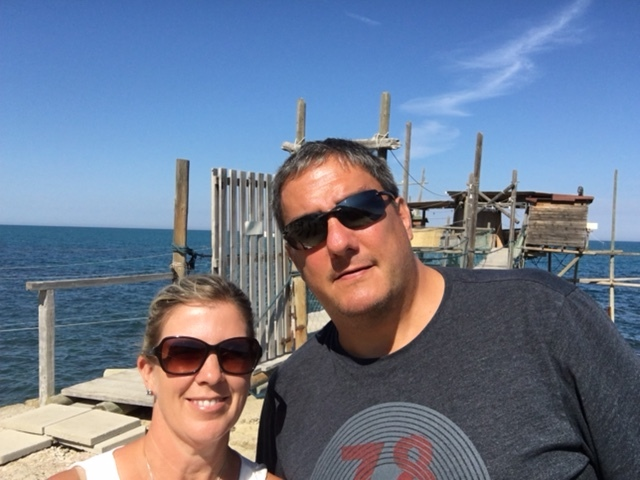 Our experiences and travel in Abruzzo with Jake & Lisa was nothing less than spectacular. Everyday was a new adventure! The food, the wine, the beautiful sights and the amazing hospitality made our trip extremely memorable. We cannot wait to return in 2018. Lisa Bonin & Bill Bray