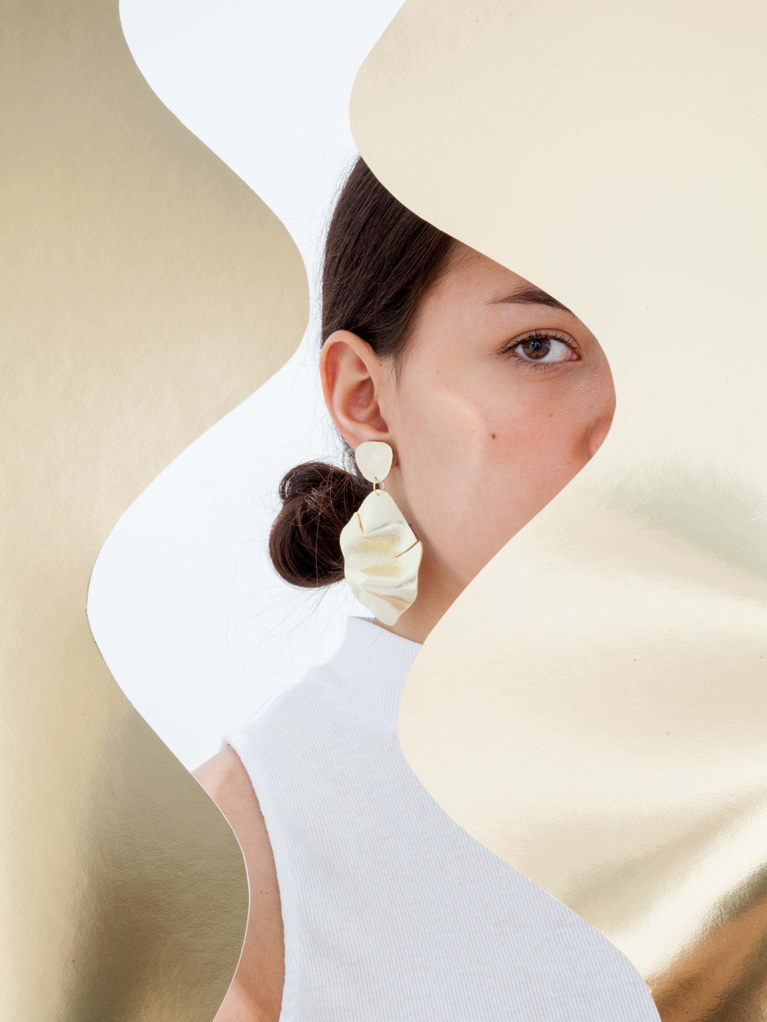 Benu Made  - creative leather jewellery - benumade.com