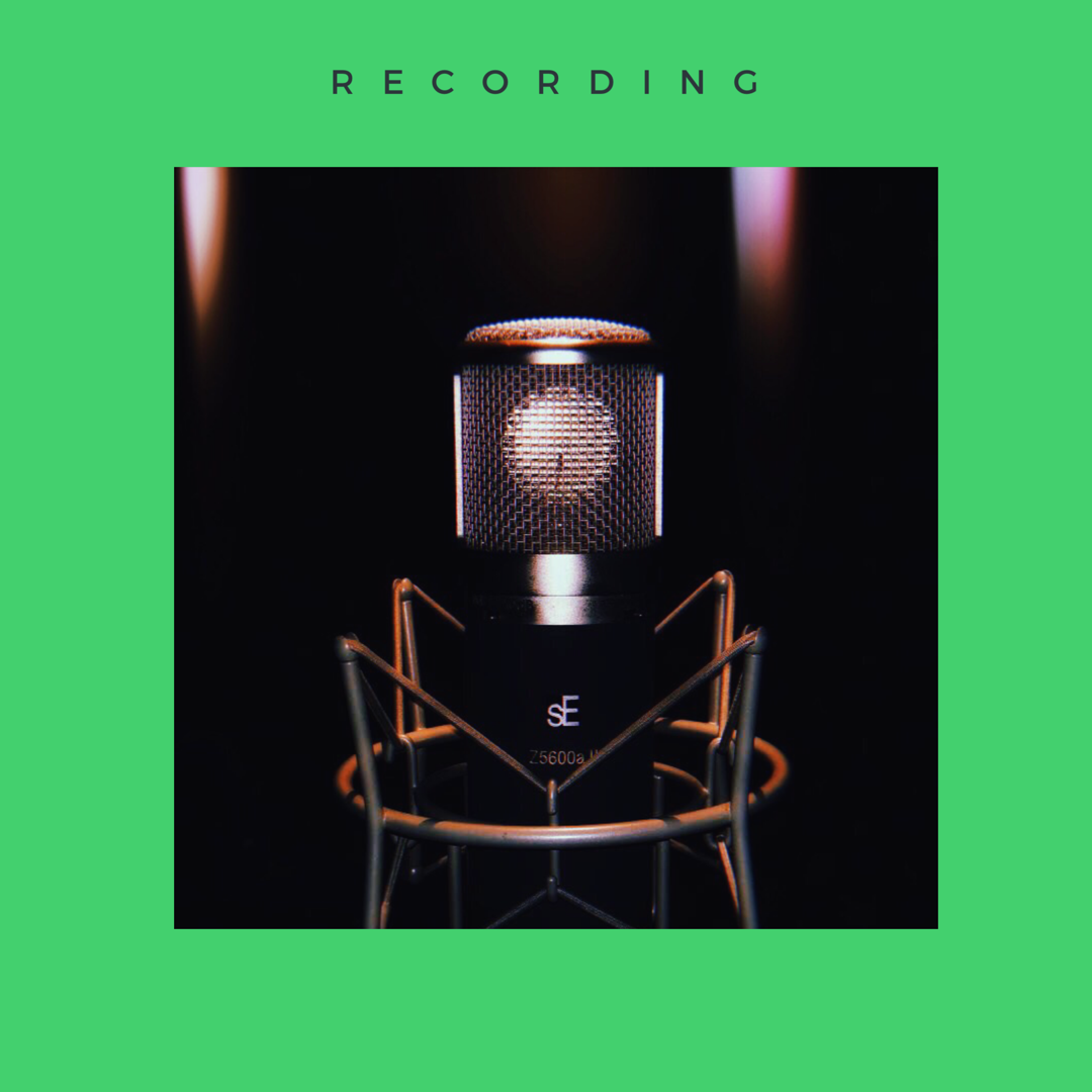 RECORDING - (SENIOR ENGINEER)Recording, Mixing & Mastering£30 Per Hour (Min of 2 Hours)£120 Half Day (4 Hours)£230 Full Day (8 Hours)_(JUNIOR ENGINEER)Recording Only£25 (Min of 2 Hours)£95 (4 Hours)£190 (8 Hours)_What's Included?- In House Engineer- Advice & Guidance- Audio Stems (if Required)
