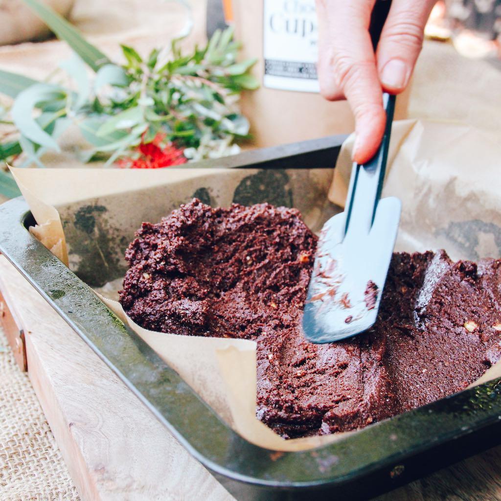 Vegan Gluten Free Peanut Butter Chocolate Brownies Recipe-9.jpg