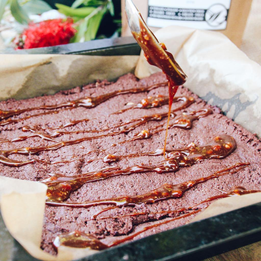 Vegan Gluten Free Peanut Butter Chocolate Brownies Recipe-10.jpg