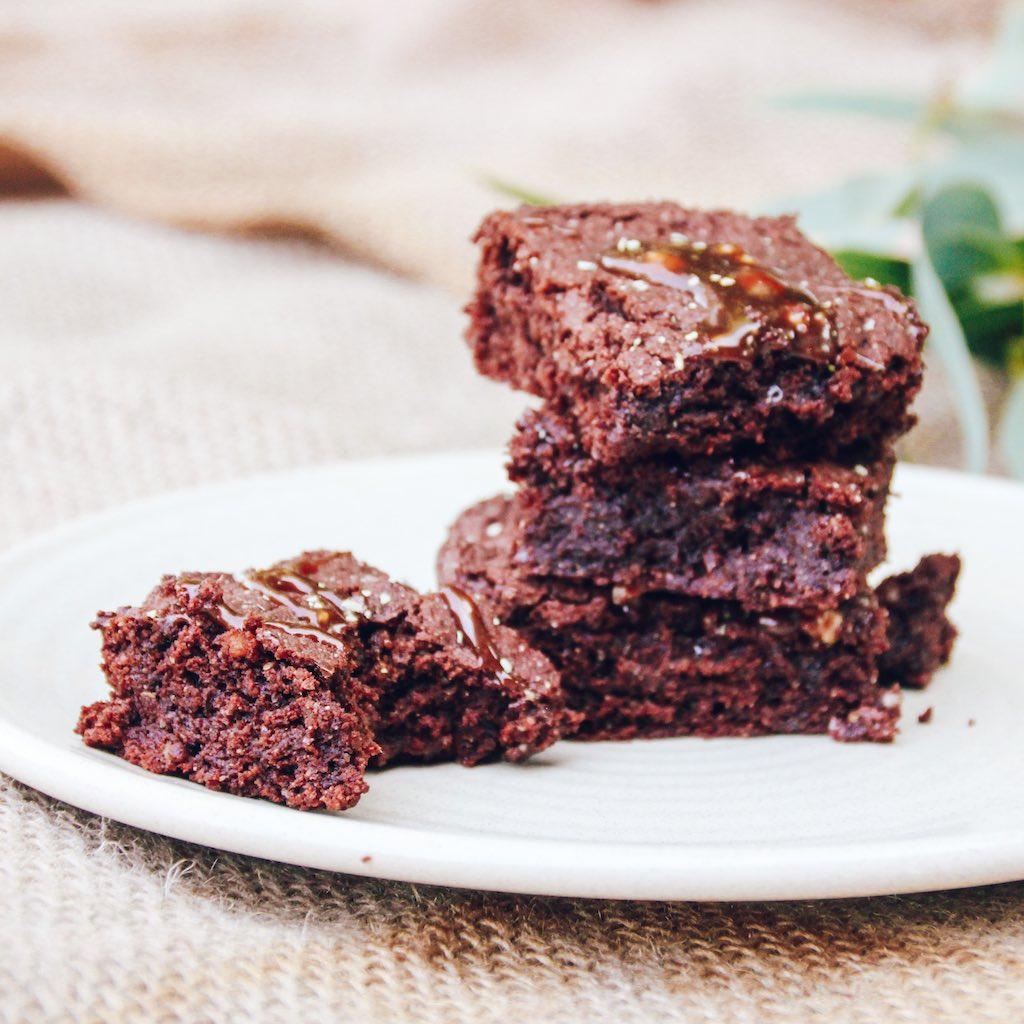 Vegan Gluten Free Peanut Butter Chocolate Brownies Recipe-23.jpg