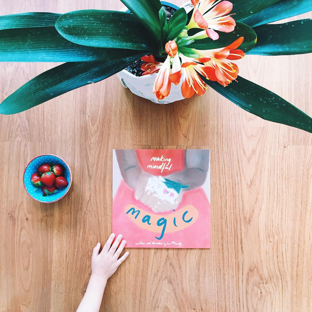 Complimentary copy of our book Making Mindful Magic in return for a social media post on your channels -