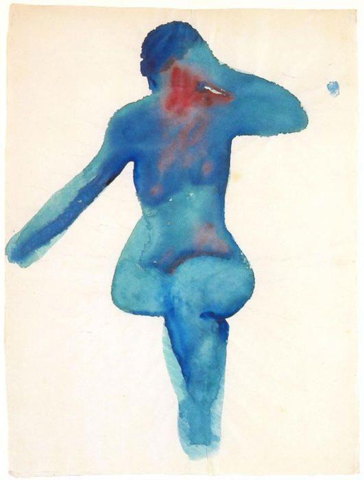 Nude Series viii by Georgia O'keeffe