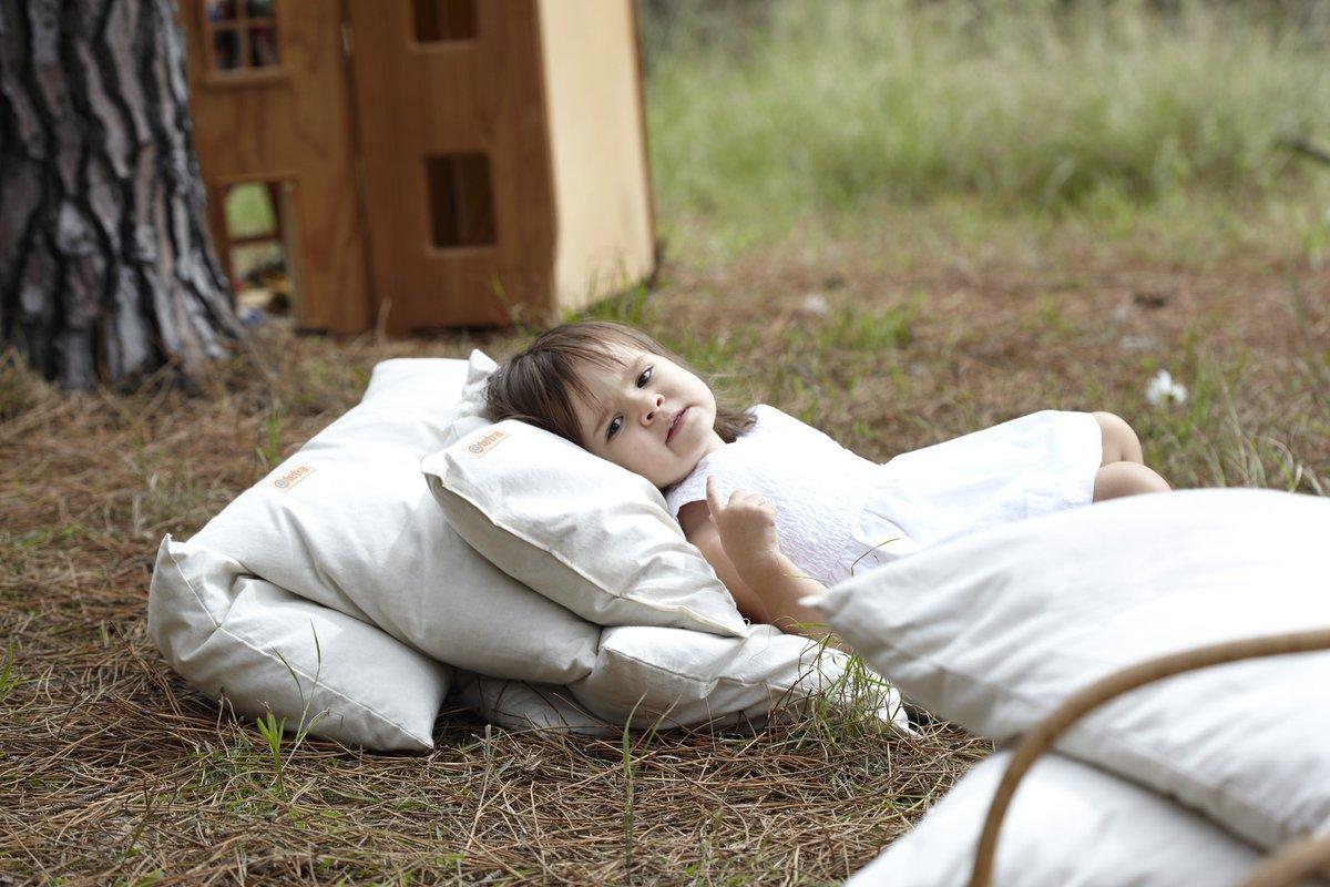 Tetra Tea Tree  children's Pillow