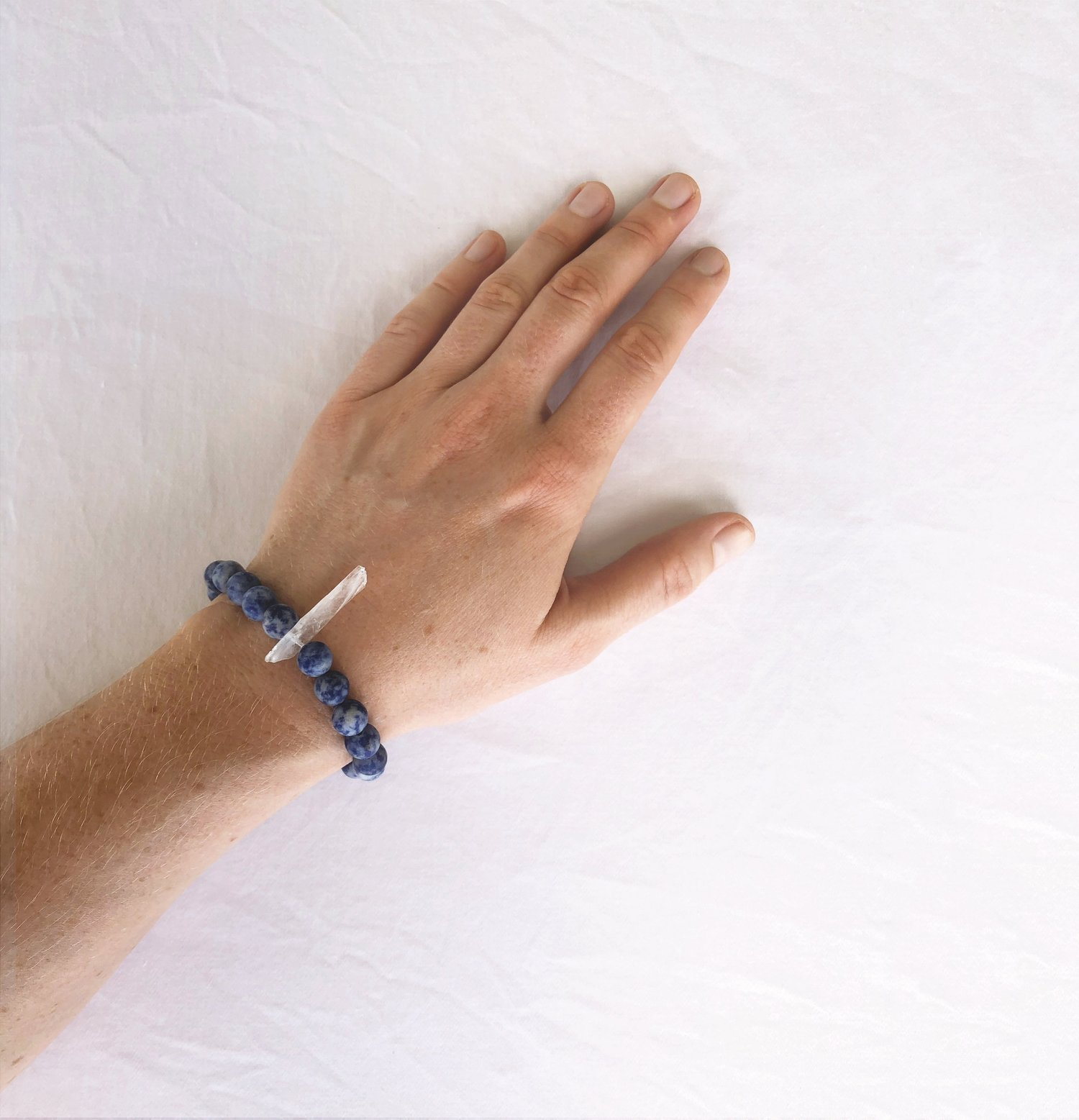 The   I Release bracelet  , available online in our shop   here