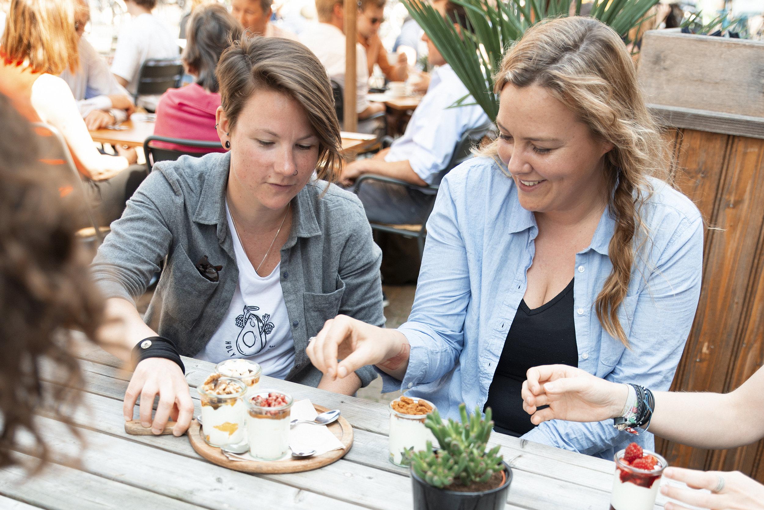 Food tour - Tijdens deze middag ontdek je Den Haag al wandelend en proevend langs o.a. delicatesse zaken, de bakker en lunch cafe's.