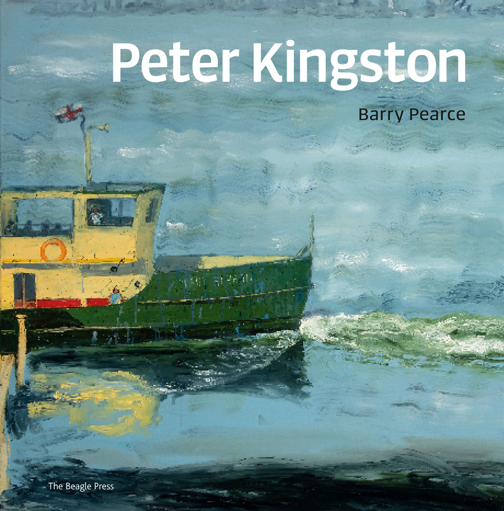 Peter Kingston published by The Beagle Press 2019