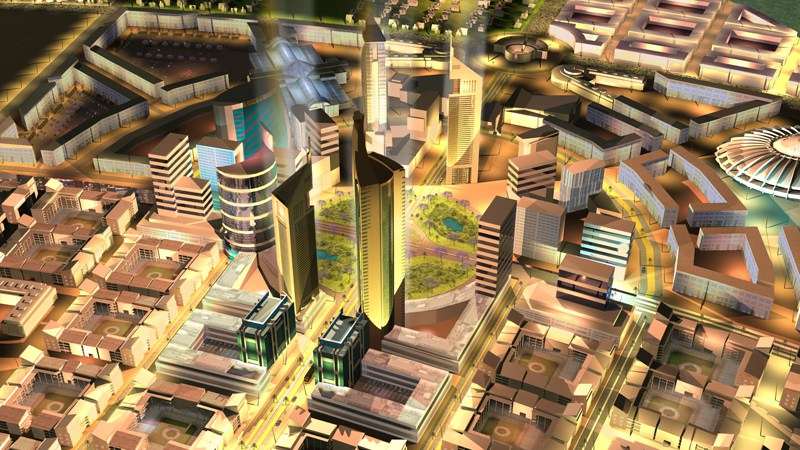 Future Cape Town?