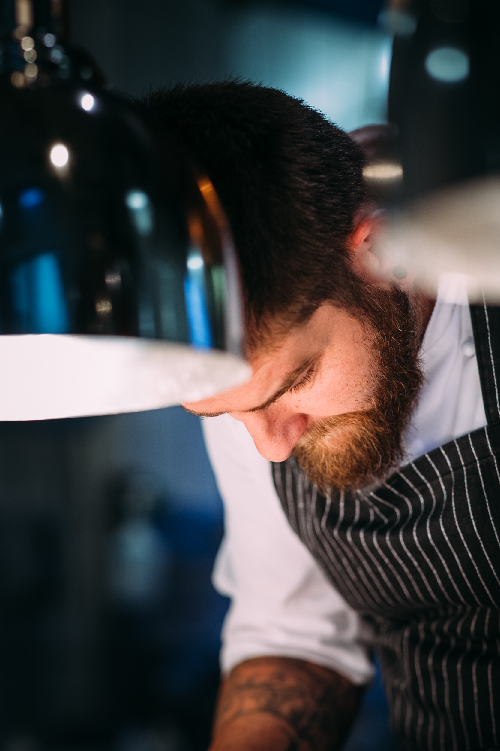 Kevin Grobler, Delaire Graff Restaurant Executive Chef