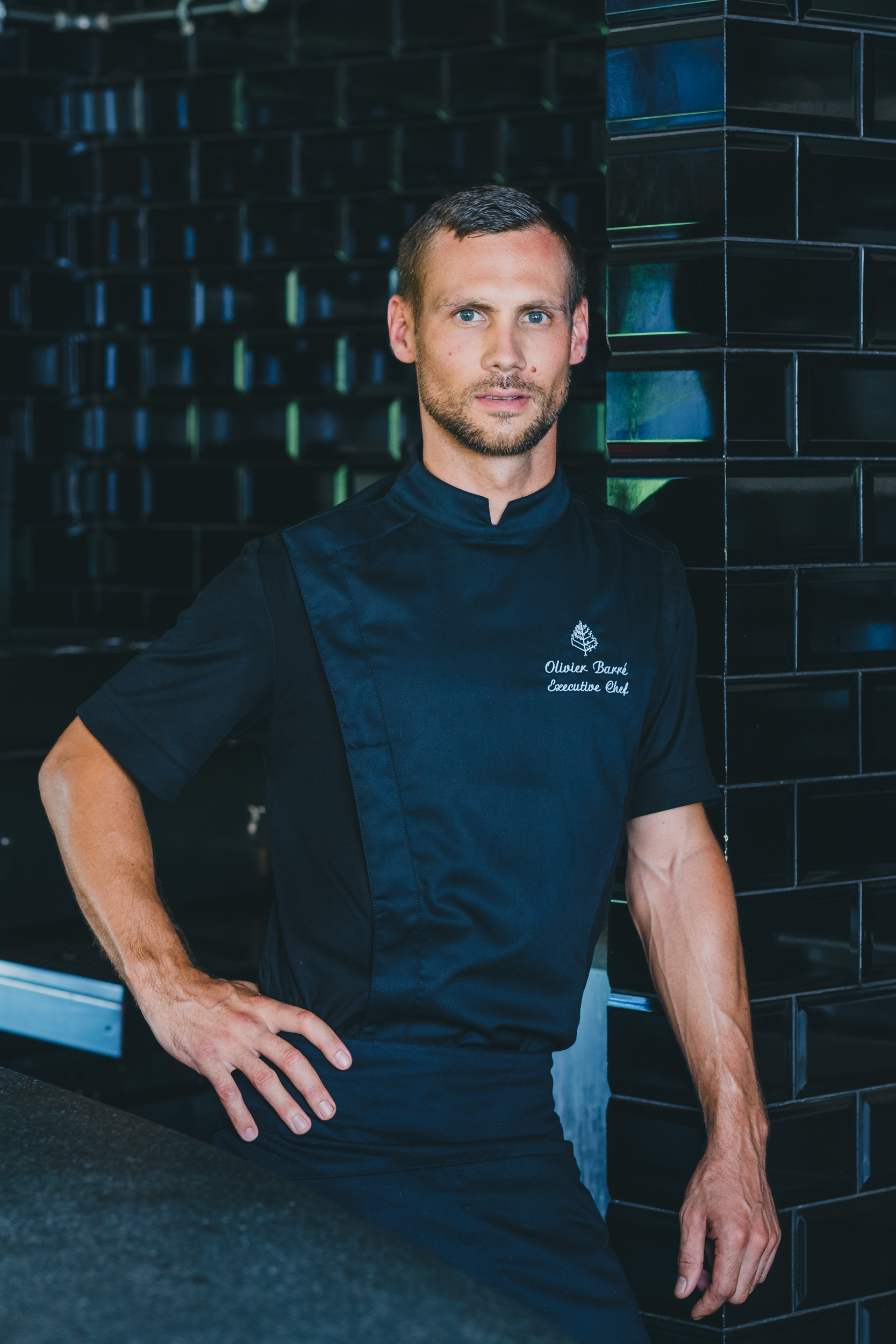 Olivier Barré, Four Seasons Resort Seychelles at Desroches Island Executive Chef
