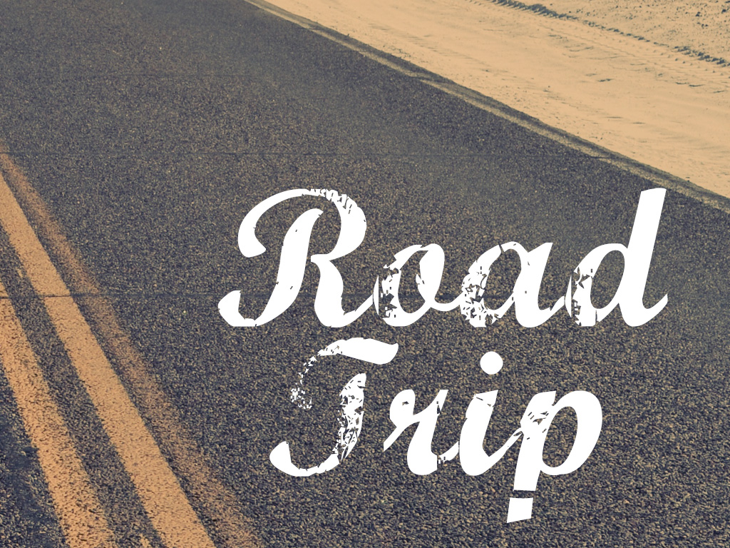 Road Trip  July, 2015