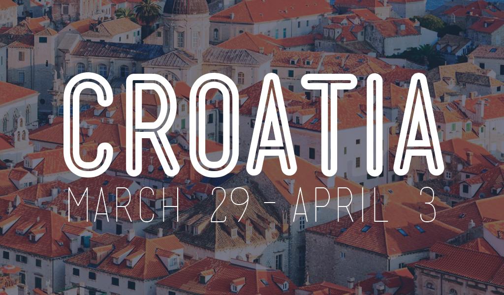 CroatiaMissionTrip