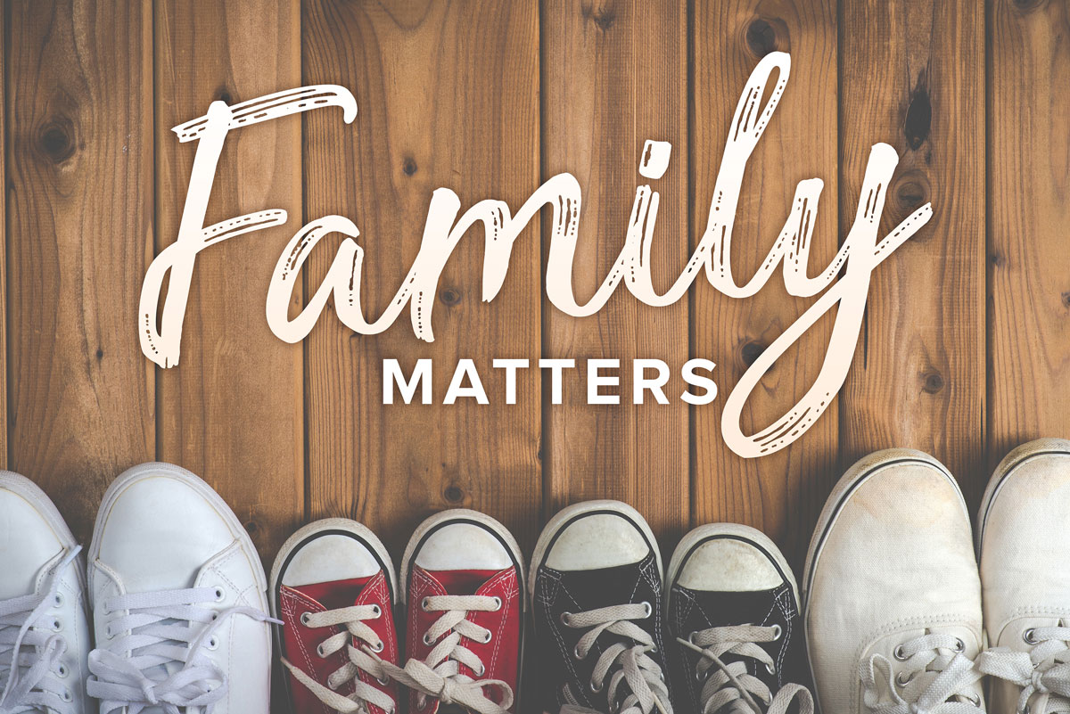 Family Matters  April - May, 2017