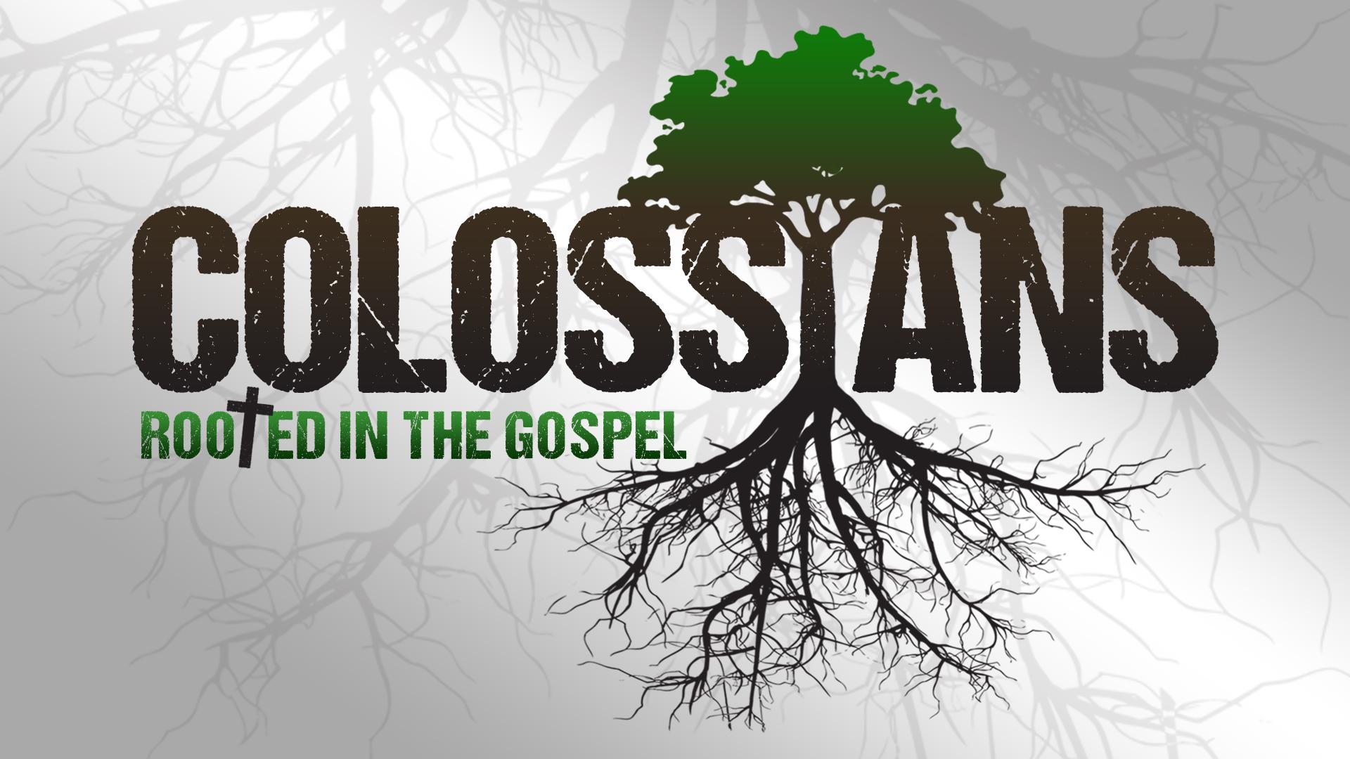 Colossians  October - December, 2017