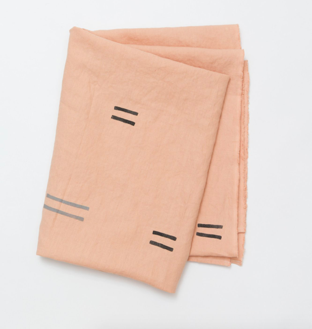 Yucatan Pink Throw