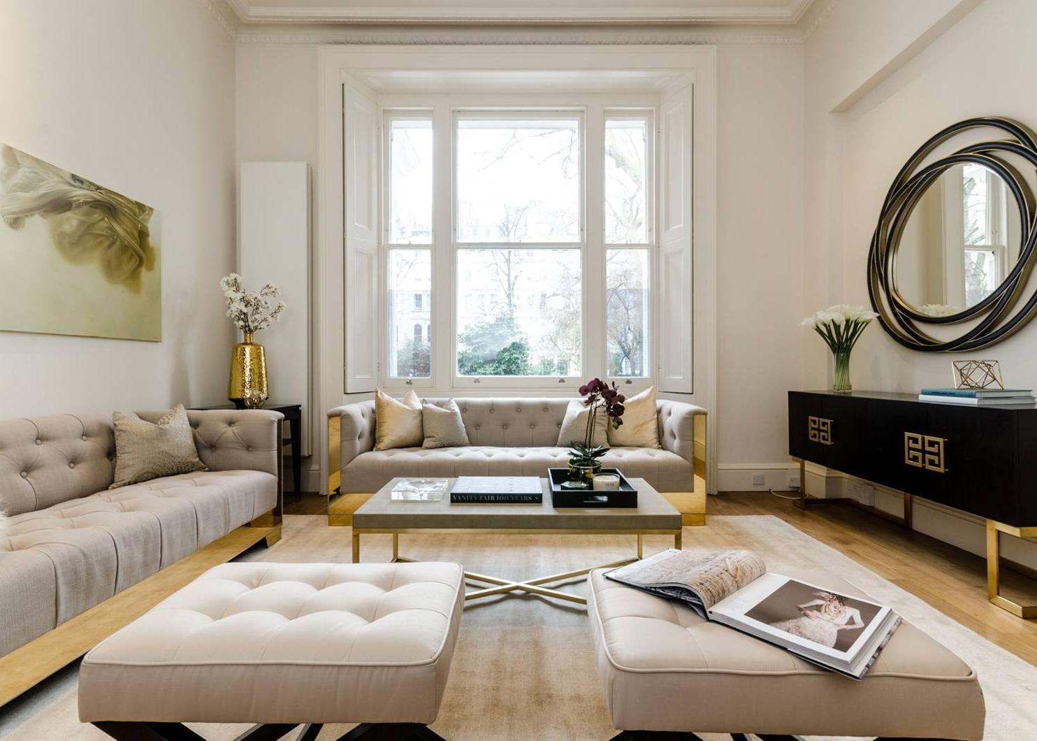 Chic South Kensington Home