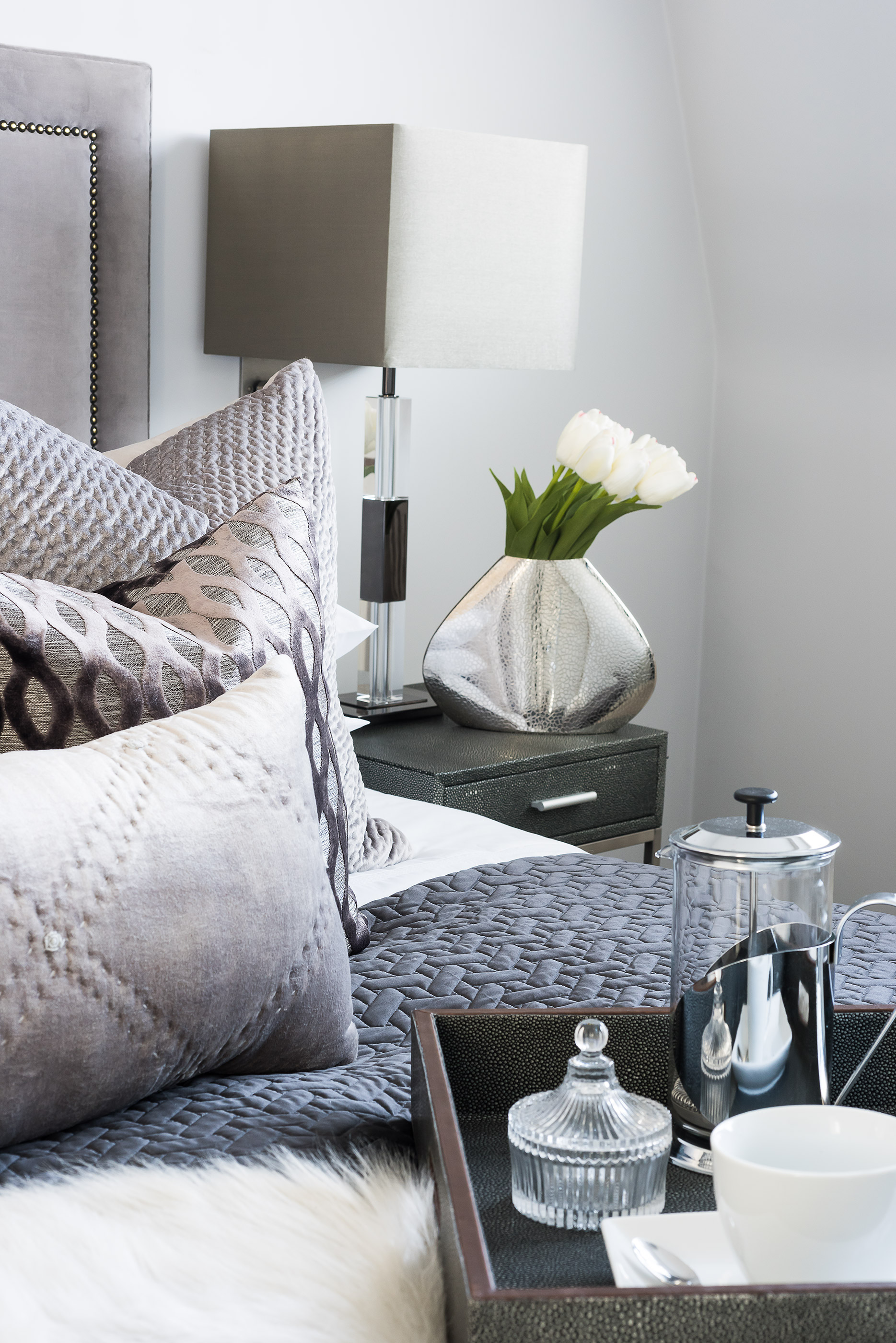 Master Bedroom Decor Lifestyle Design