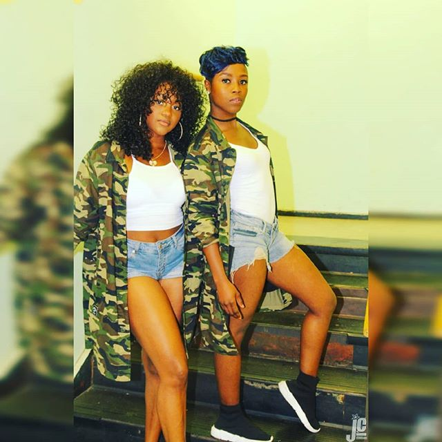 Our eyes are on the prize, staying focused and working hard Happy Monday.....💪🏾💪🏾 #AvianceMusiq #BadGirlsOfRnB #ItsAviance #PhillyDuo #RealSingers #RealTalent #MelaninPoppin #BlackGirlMagic #BlackGirlsRock #Focused #TheBestHasYetToCome  #PutSomeRespectOnOurName #BeyyondBeauttie #DominqueNicole #Sisters4Life