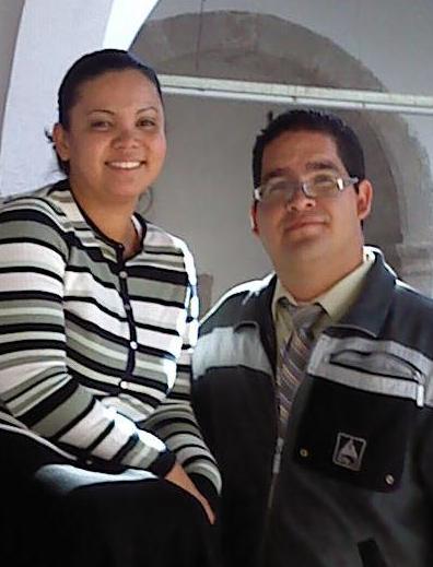 Francisco & Kayra Cuellar  Partnership Mexico Serving in La Loma, Mexico