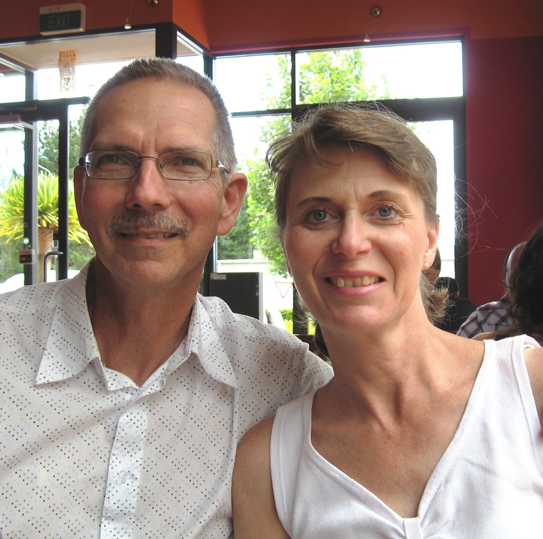 Jack & Bev McMahan  Biblical Ministries Worldwide  New Zealand