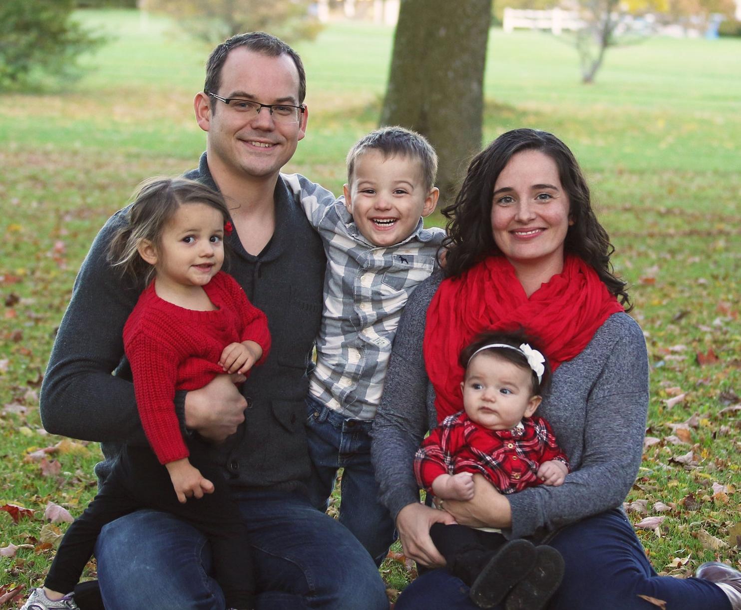Eric & Brittany Pedersen  InterVarsity Christian Fellowship  Serving in Madison, WI