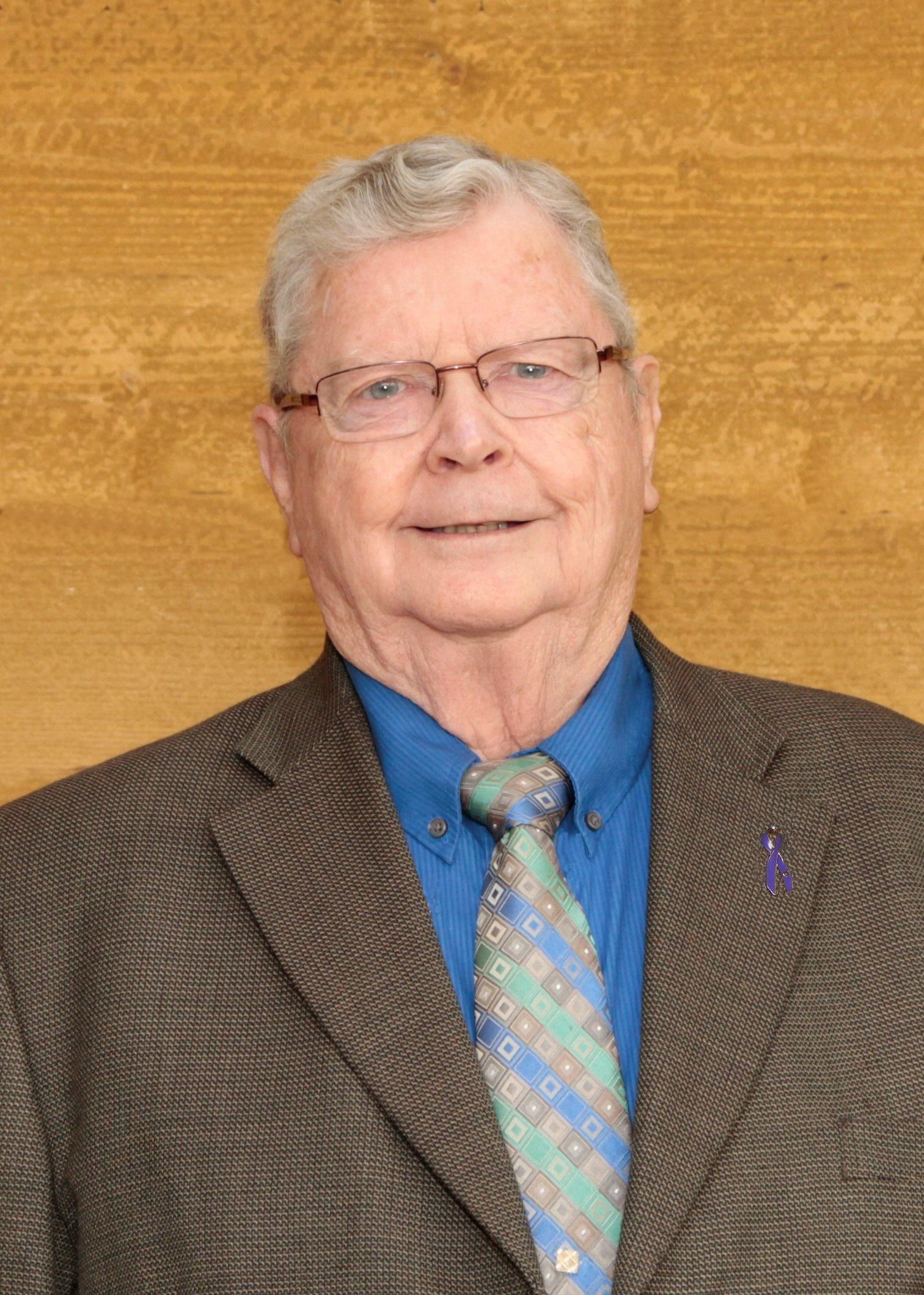 Jim Walton  Retired from Wycliffe Bible Translator