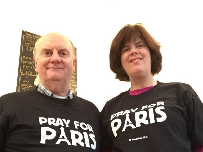 Paul & Laura Harrigan  France for Christ Serving in France