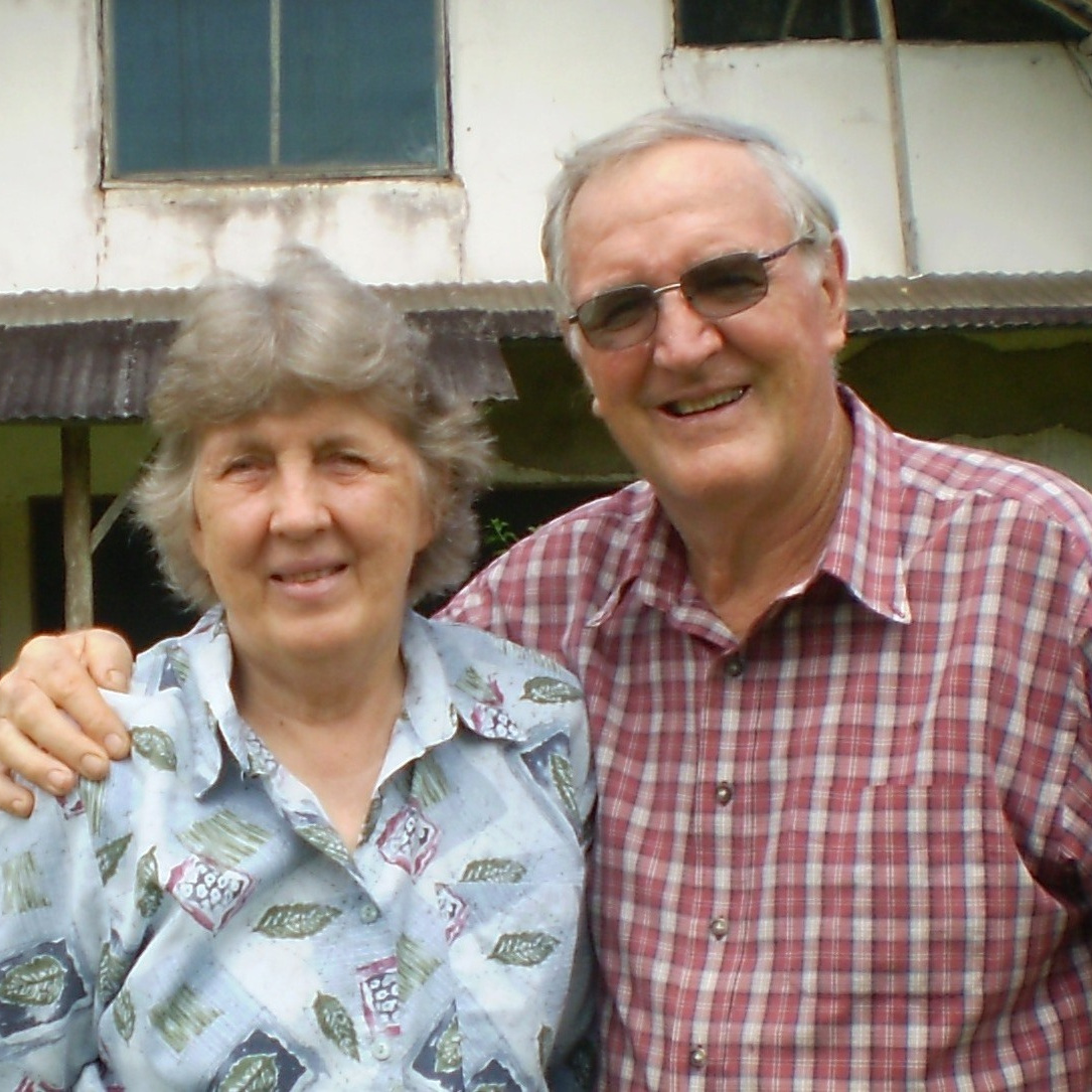 Tony & Mary Poulson  Retired after 50 years with New Tribes Mission