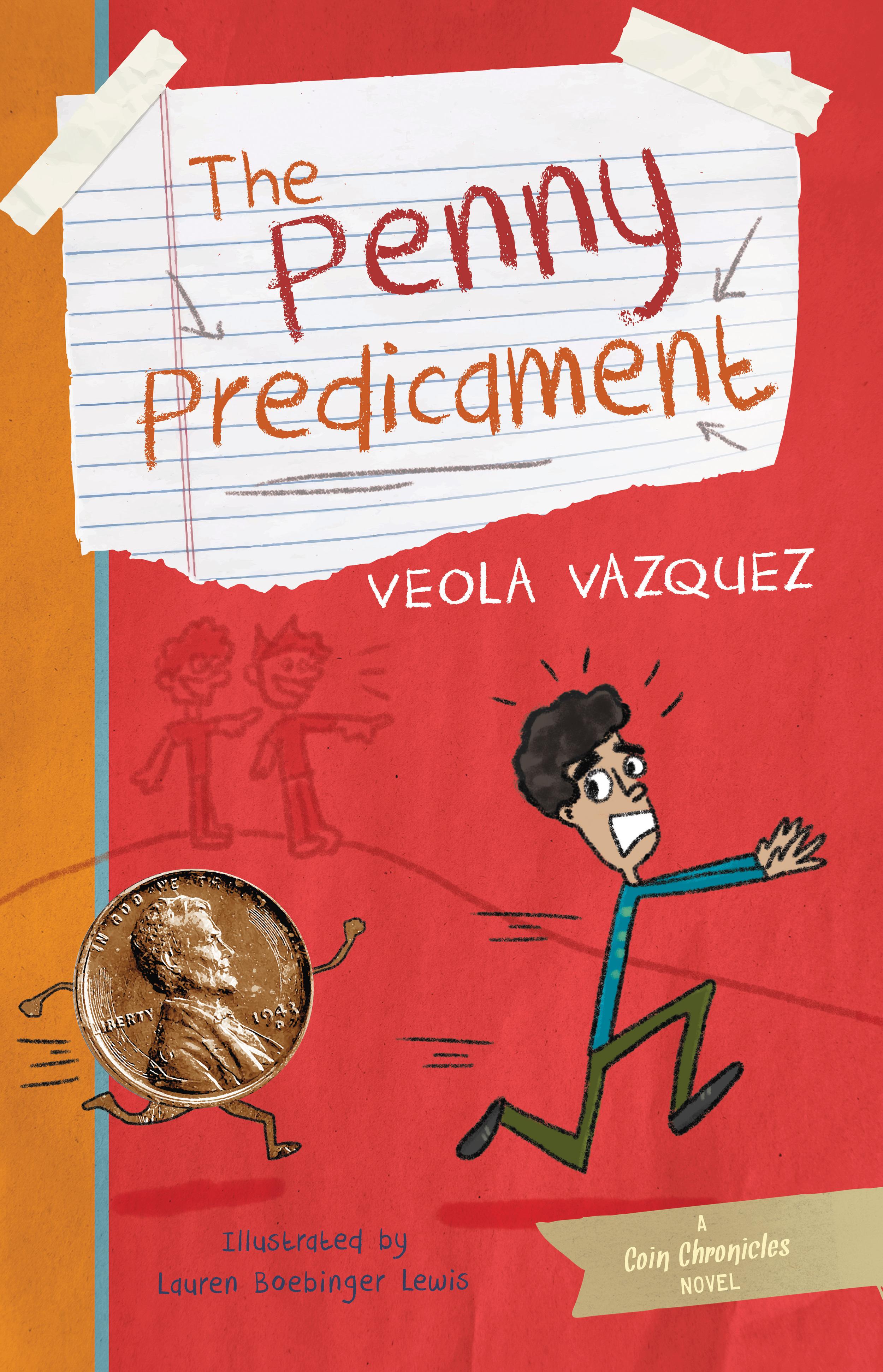 Written by Veola Vazquez, Ph.D. Illustrated by Lauren Boebinger Lewis