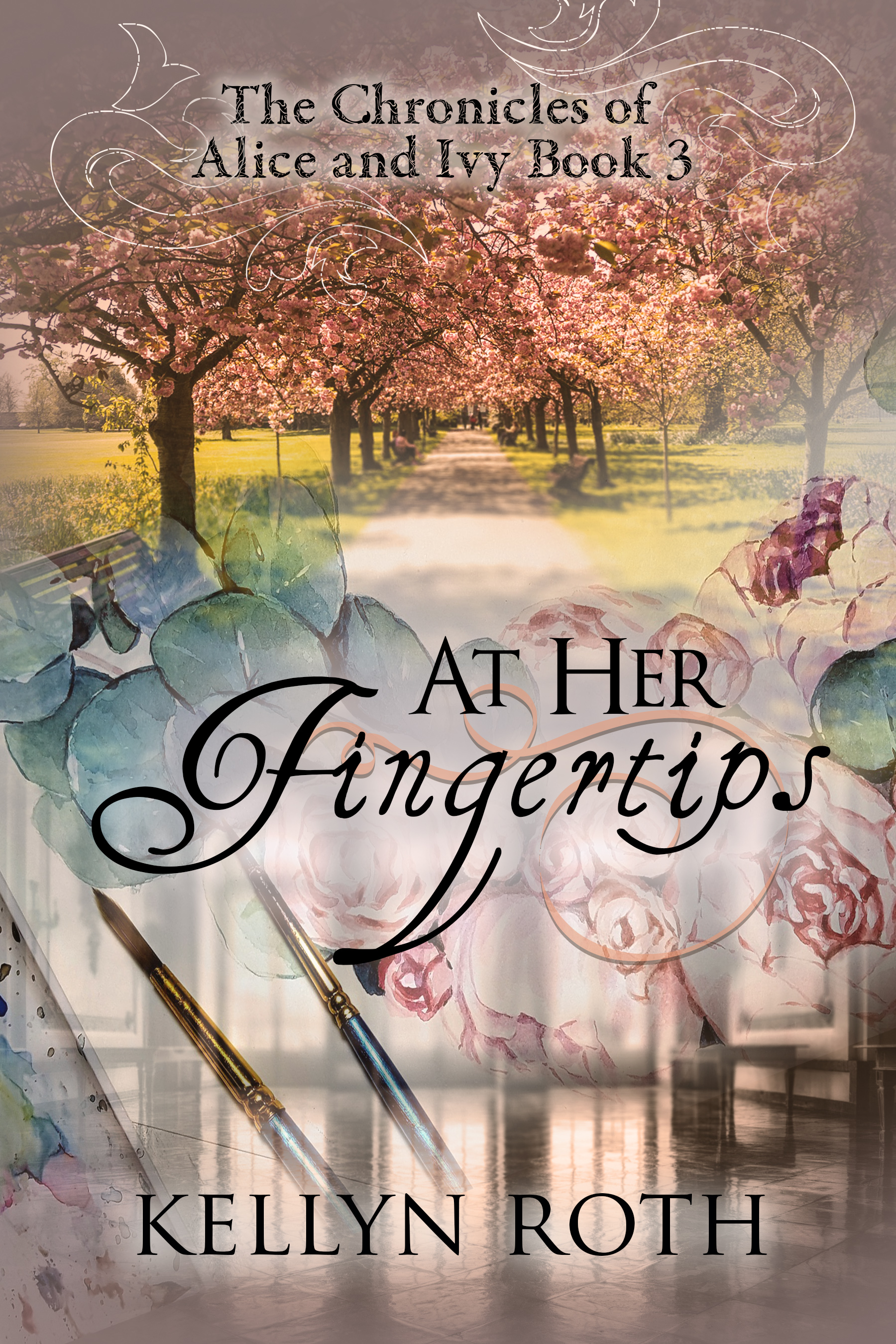 At Her Fingertips, front cover.jpg