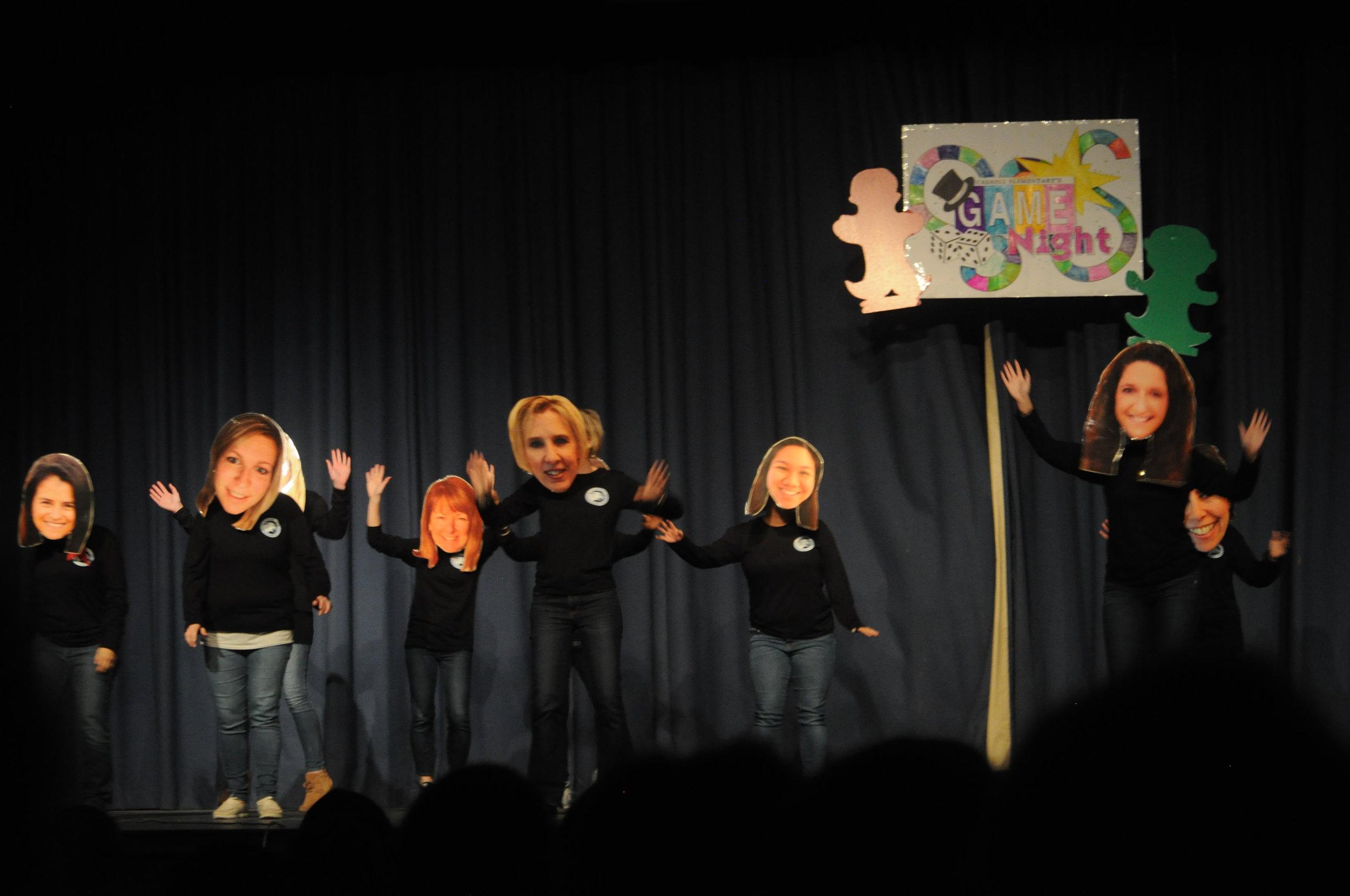 Cashell Variety Show 2018 - Teachers