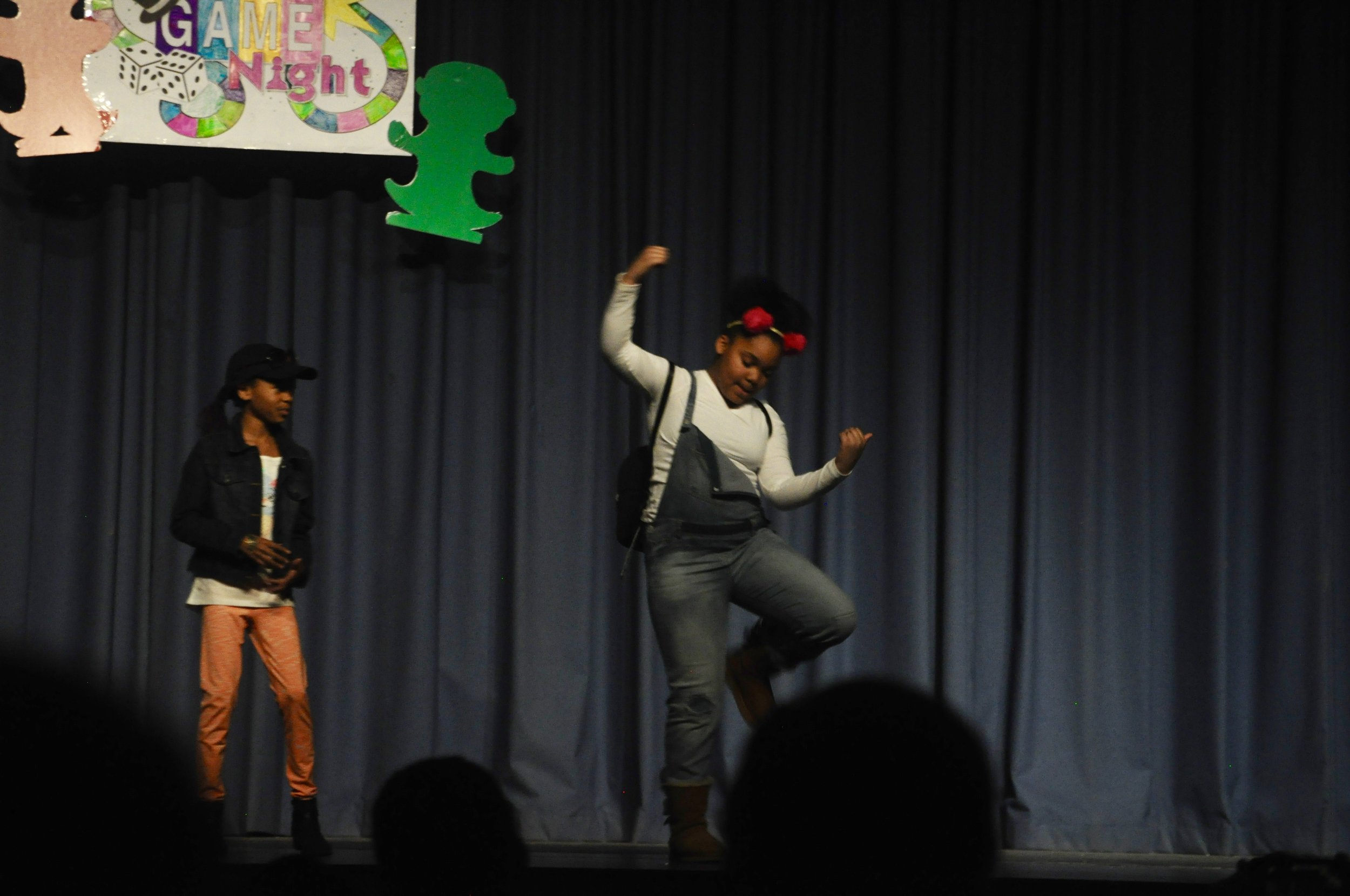 Cashell Variety Show 2018 - Students