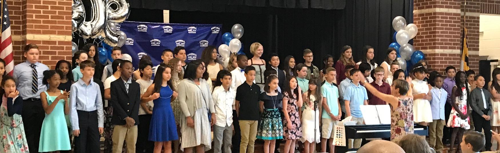 5th Grade Promotion Ceremony, 2019