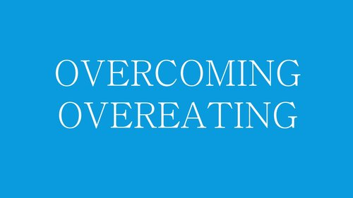 Overcoming Overeating Conversations - If you have tried dieting methods and haven't been satisfied with the results then you are invited to participate in Overcoming Overeating Conversations. This isn't a dieting group, but a group committed to uncovering the underlying reasons for overeating by biblical study and encouraging relationships. This group meets the 2nd and 4th Monday afternoons in the Northwest Café.
