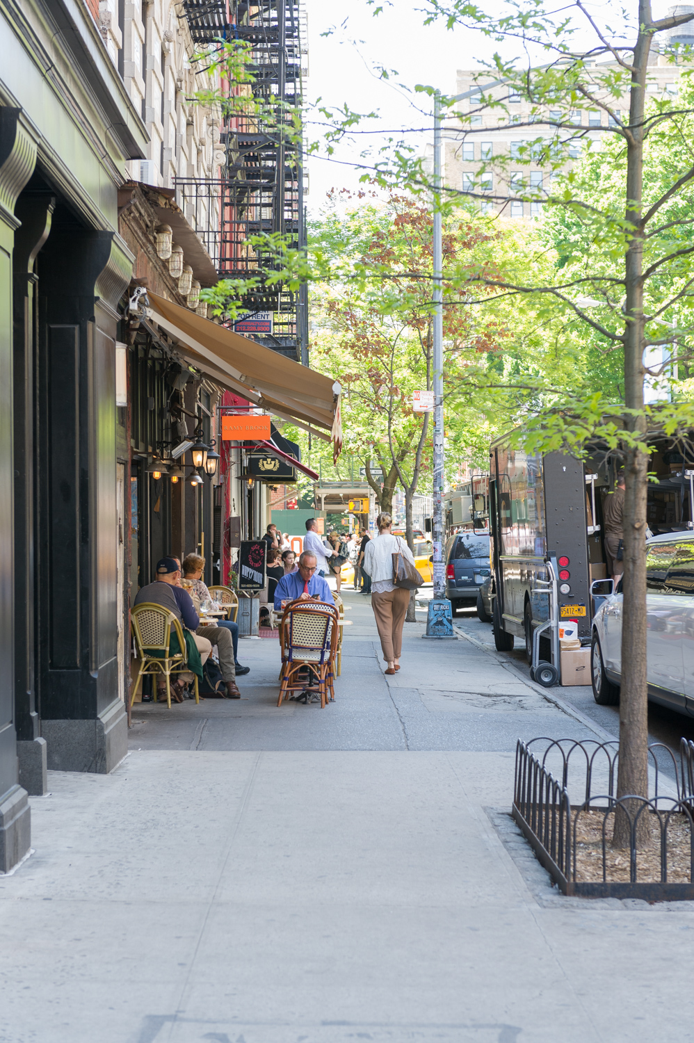 Nolita NYC travel guide by Heather Cox of Eat Real Food